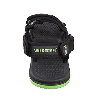 Wildcraft Men Sandals Joo - Black