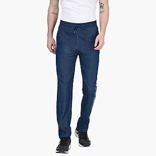 Wildcraft Blue Men Track Pant