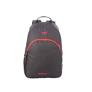 Wildcraft Laptop Backpack Compact - Black
