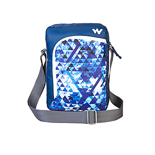 Wildcraft Wildcraft Crossbody-U Sling - Geo Blue