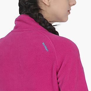 Wildcraft Women Fleece Jacket - Pink