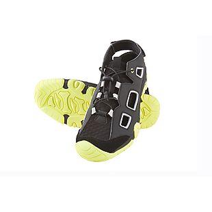 Wildcraft Men Trail Running Shoes Ibar - Black Neon Green