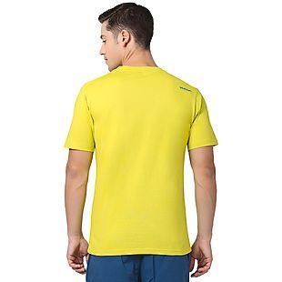 Wildcraft Men Crew Neck Anchor T-shirt
