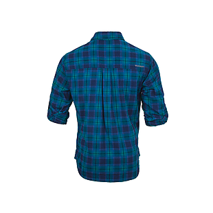 Wildcraft Men Full Sleeve Checked Shirt - Green Check