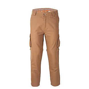 Wildcraft Men Cotton Convertible Pants - Khaki