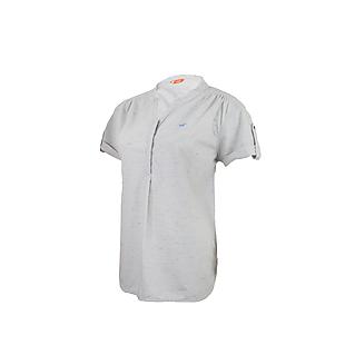 Wildcraft Women Half Sleeve Shirt - Ecru