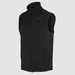 Wildcraft Wildcraft Men Winter Fleece Vest - Black