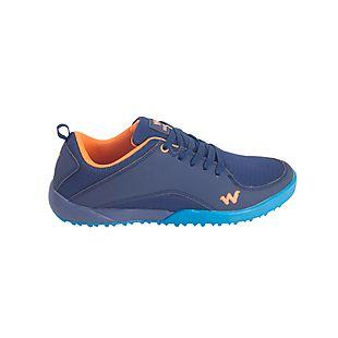 Wildcraft Unisex Travel Shoes Brut - Blue