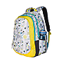 Wildcraft Wiki 6 Jock Backpack - White