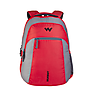 Wildcraft Pace Unisex Backpacks - Red